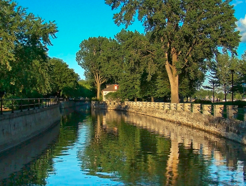 Lachine Canal Image