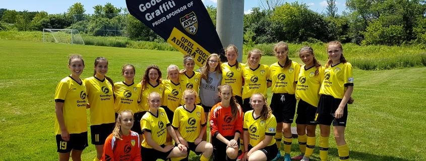 Soccer Team - July 2017
